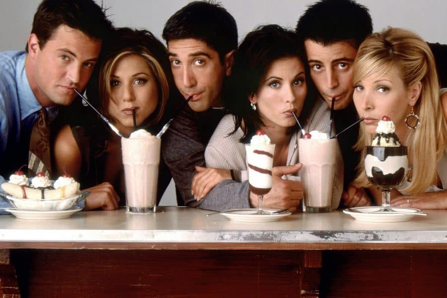 "10 Useful English Phrases from the TV Show ""Friends"" 