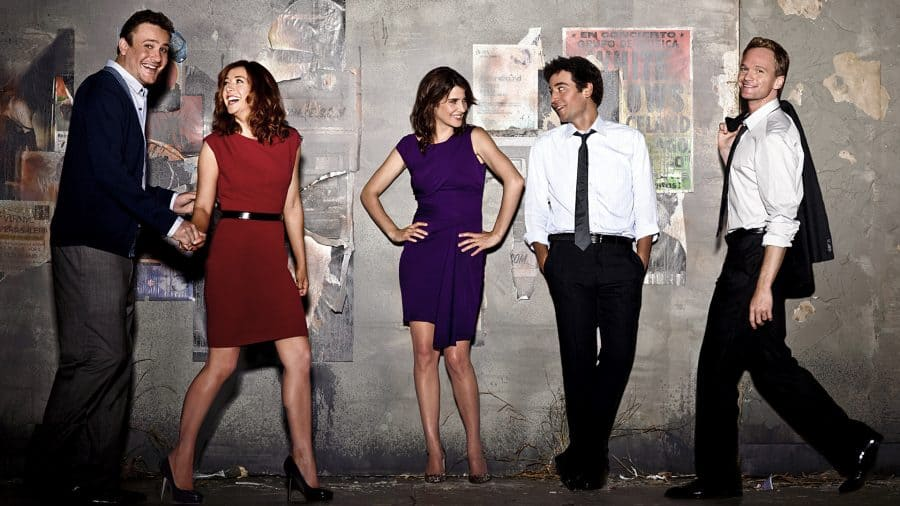 TV Shows to improve your English - how i met your mother