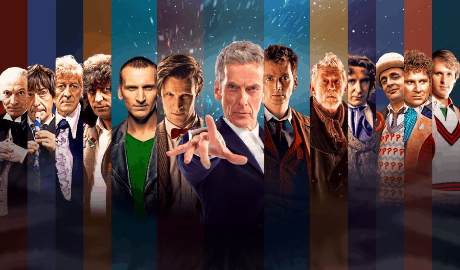 TV Shows to improve your English - doctor who