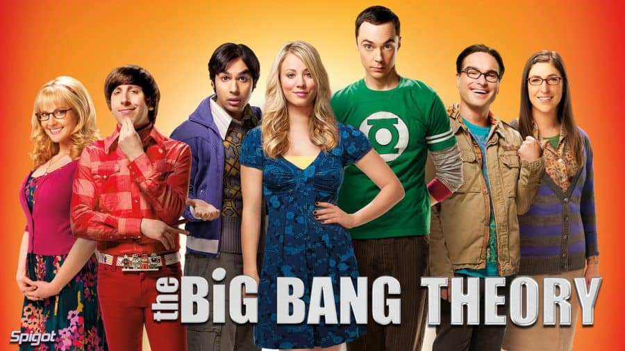 English idioms from The Big Bang Theory
