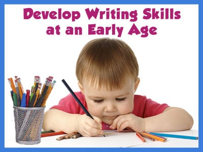 improve English writing - early age