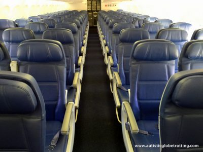 travel vocabulary - aisle seat