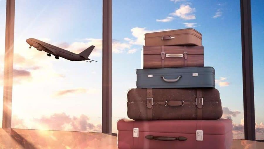 travel vocabulary - excess baggage