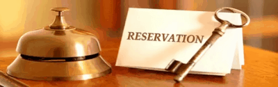 travel vocabulary - reservation