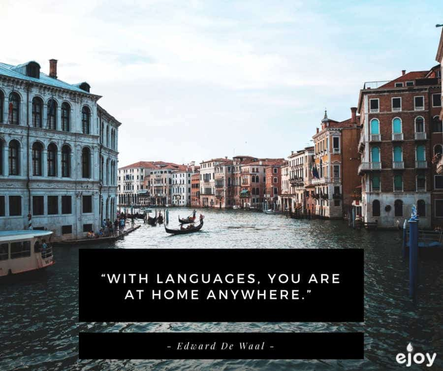 quotes about language learning - useful languages