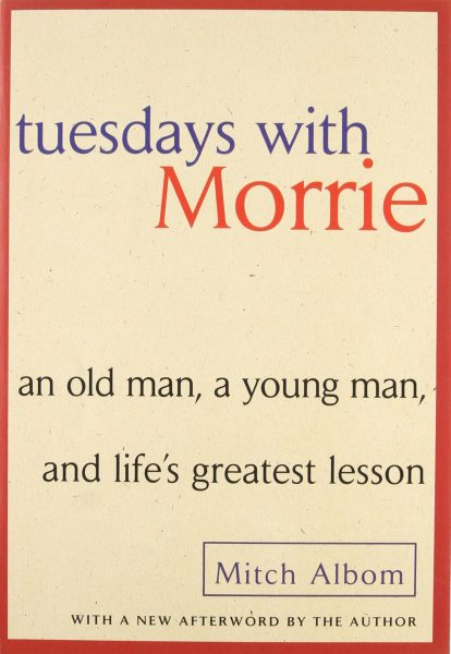 sách tiếng Anh - tuesday with Morrie