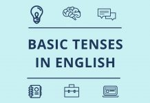 Basic tenses in English