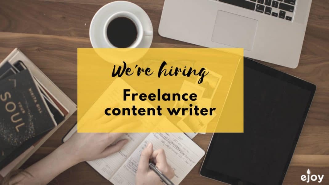 freelance content writer