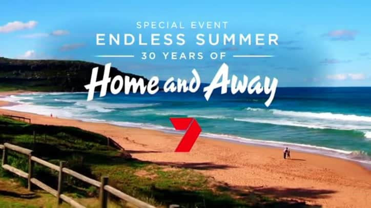Learn English through Home and Away