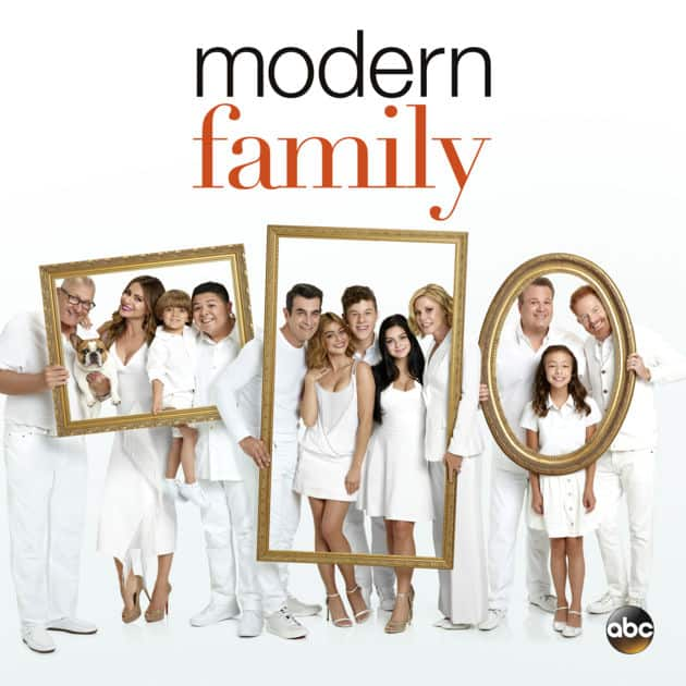 TV shows to learn English - Learn English through Modern Family