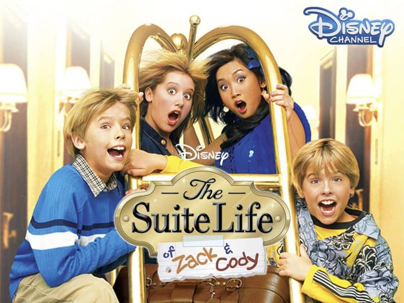 Learn English through The suite life of Zack and Cody