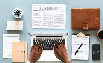 Let professional email build up your business