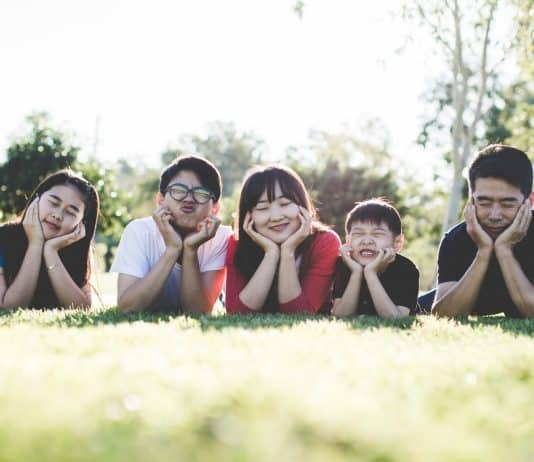 english vocabulary about family