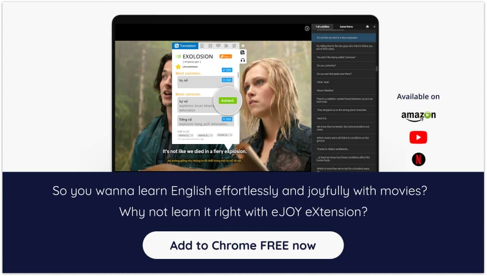 Download eJOY eXtension for Free