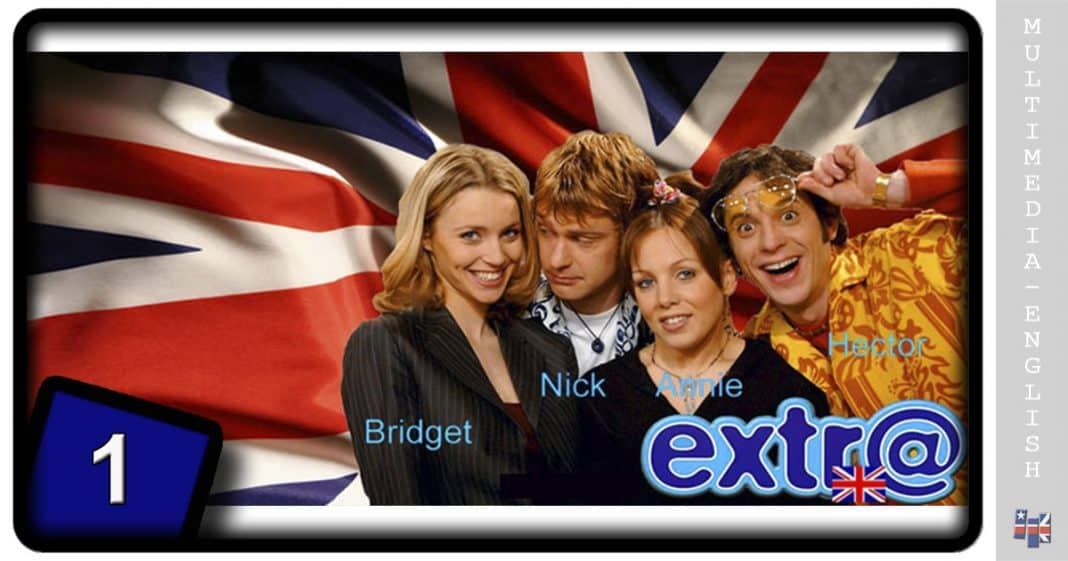 Enjoy Learning English With Extr@ (TV series)