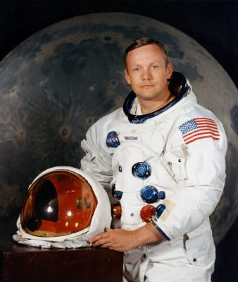 Neil Armstrong - first man on moon
